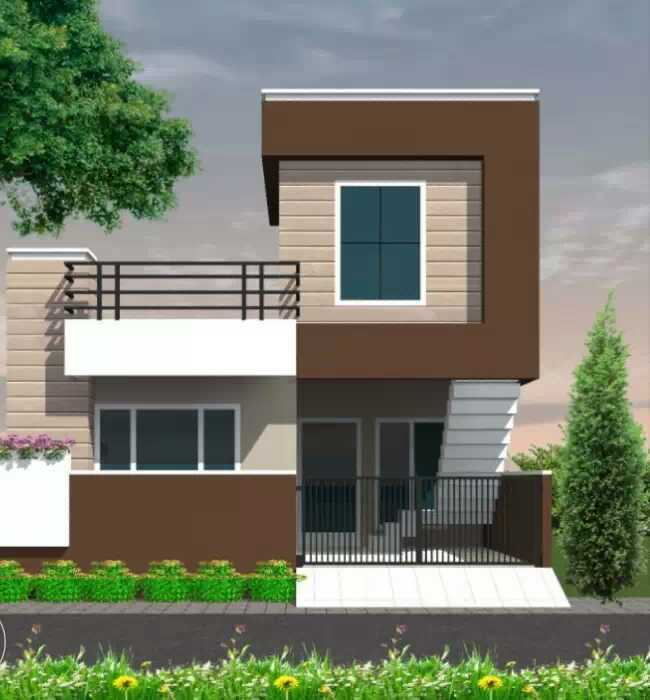 Home Design 50 Gaj Part - 28: Welcome In Nananak City, And Get Your Dream Home